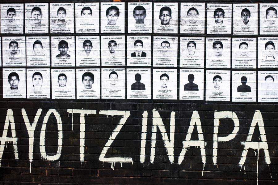 Caso Ayotzinapa: Nueva Información de telefonía muestra falencias de versión oficial e impide dar por concluido el caso