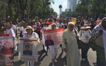 """VII Marcha de la Dignidad Nacional """"Madres Buscando a sus Hijos, Hijas, Verdad y Justicia"""