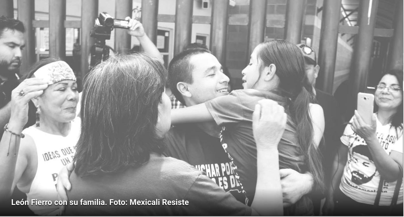 ORGANIZACIONES DENUNCIAN CRIMINALIZACIÓN A DEFENSOR DEL DERECHO AL AGUA EN MEXICALI