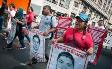 Alertan de intención de cerrar el caso Ayotzinapa ante probable alternancia presidencial