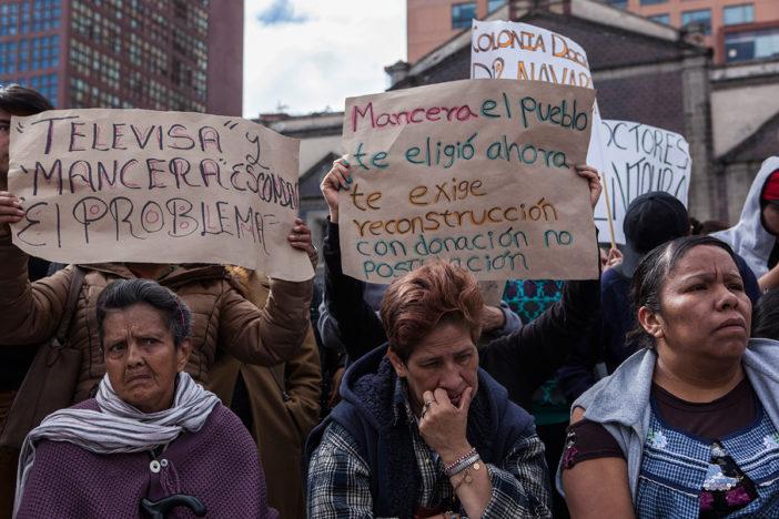 9 meses después del #19S, violaciones a derechos humanos continúan