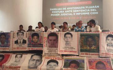 Ayotzinapa: exigen al Presidente de la República muestra de voluntad política ante nueva Comisión Investigadora