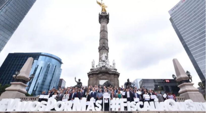Sociedad Civil anuncia iniciativa ciudadana por fiscalía independiente despues del proceso electoral