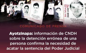 Acatar la sentencia #Caso Ayotzinapa