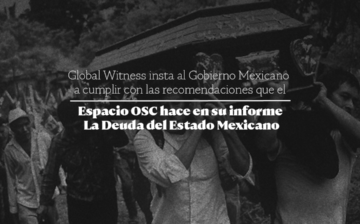 2017, el año más letal para personas defensoras de derechos humanos: Global Witness