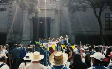 Comités de Cuenca Río Sonora y FPDT-Atenco se unen para exigir a SCJN derecho a participación ante megaproyectos