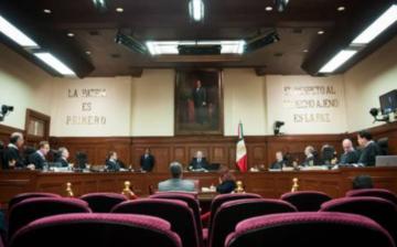 Suprema Corte de Justicia de la Nación inicia discusión sobre la #LeyDeSeguridadInterior