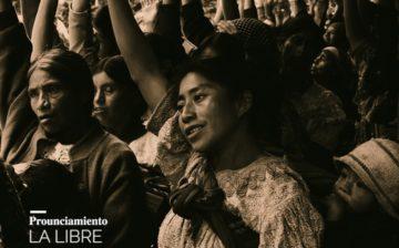 Pronunciamiento de pueblos, comunidades y organizaciones por la libre determinación de los pueblos