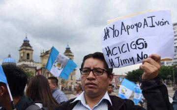 """""""Medidas urgentes"""" ante la orden de expulsión de Guatemala de 11 personas defensoras de derechos humanos colaboradoras de la CICIG"""