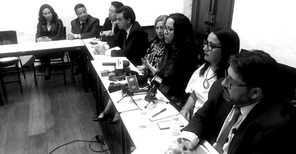 La transformación de la PGR a Fiscalía General de República,  oportunidad histórica para el nuevo gobierno: #FiscalíaQueSirva