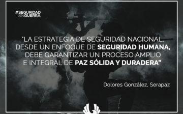 La Seguridad Humana y la Guardia Nacional
