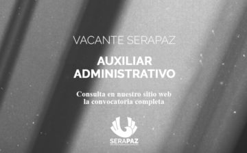 Convocatoria: Auxiliar Administrativo