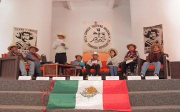 La Comunidad San Francisco Xochicuautla Informa sobre el Proceso de Lucha, Resistencia y Acuerdos