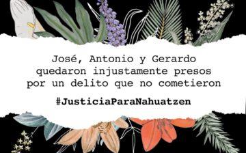 Defensores de la autonomía de Nahuatzen sentenciados por un delito que no cometieron