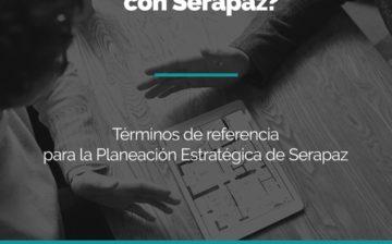 Términos de referencia para la Planeación Estratégica de Serapaz
