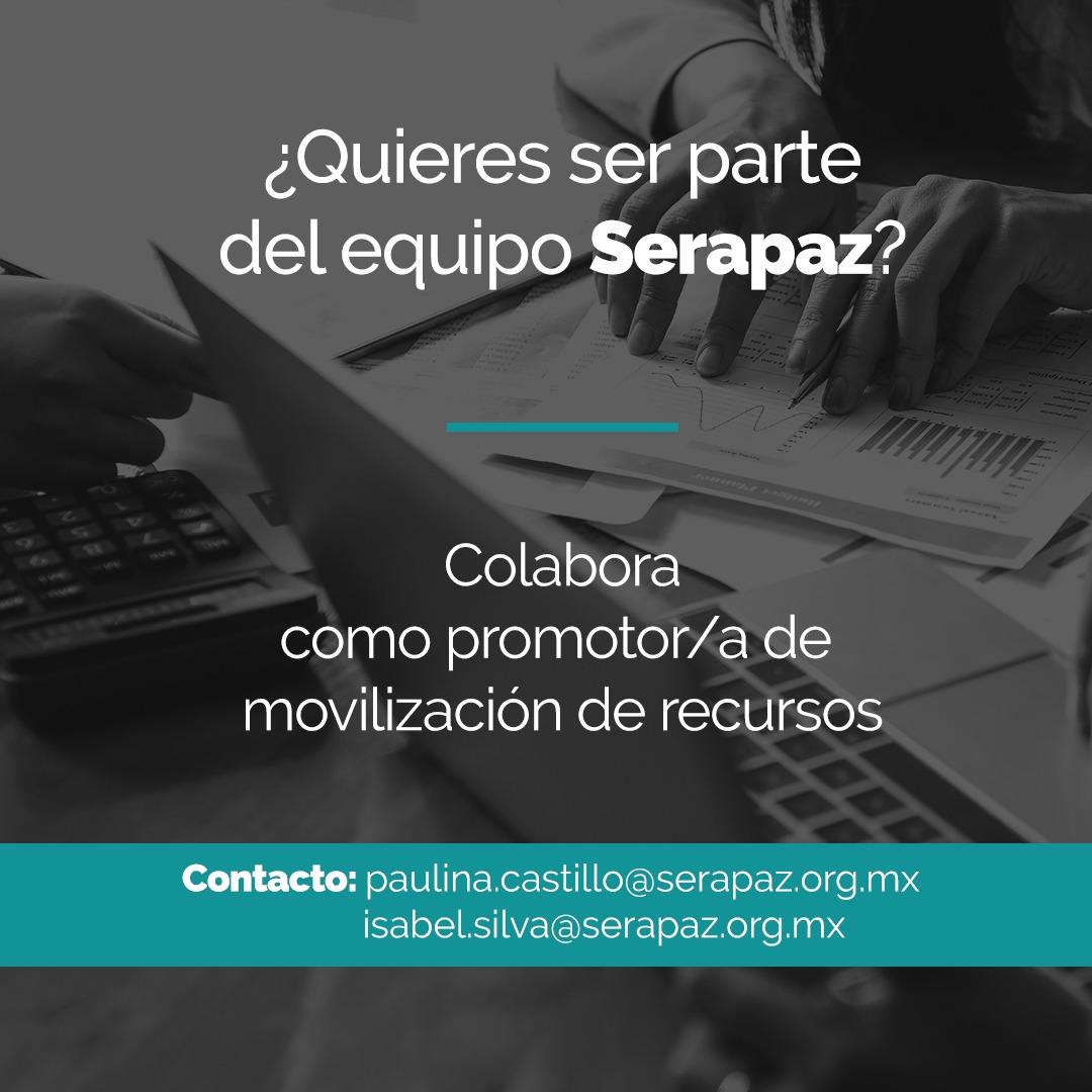 Convocatoria: Promotor/a de Procuración de Fondos