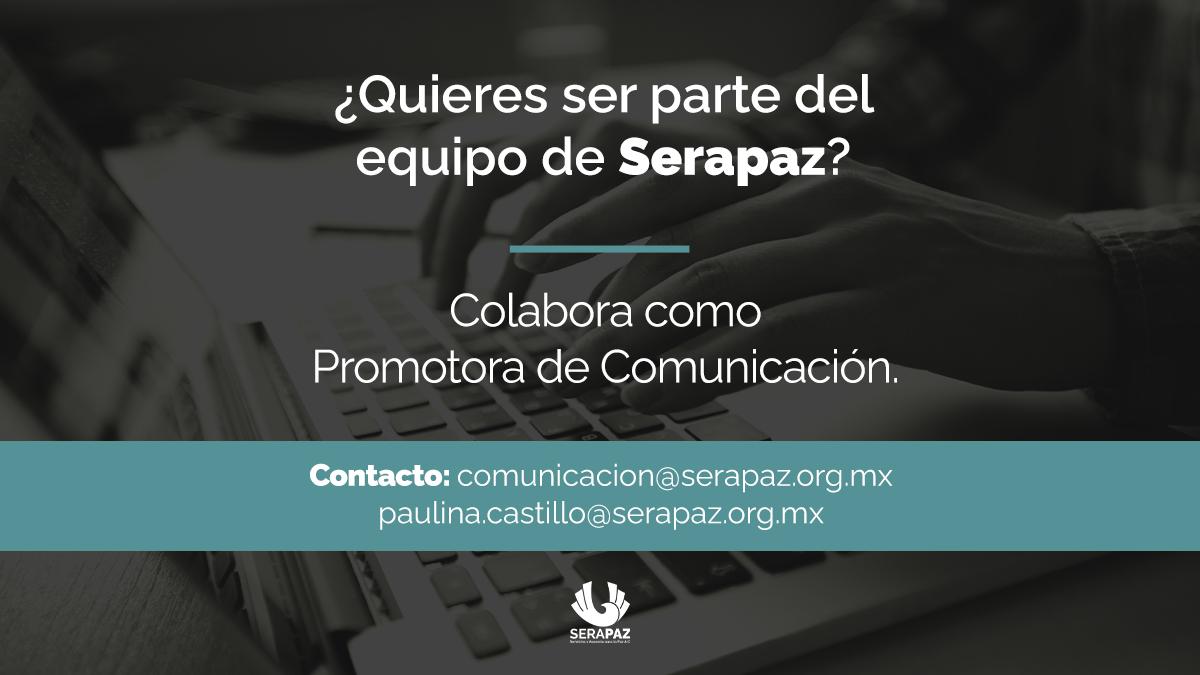 Convocatoria laboral: Promotor/a de Comunicación