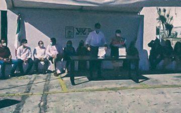 Acuerdo entre la Red Feminista Quintanarroense y Congreso de Quintana Roo