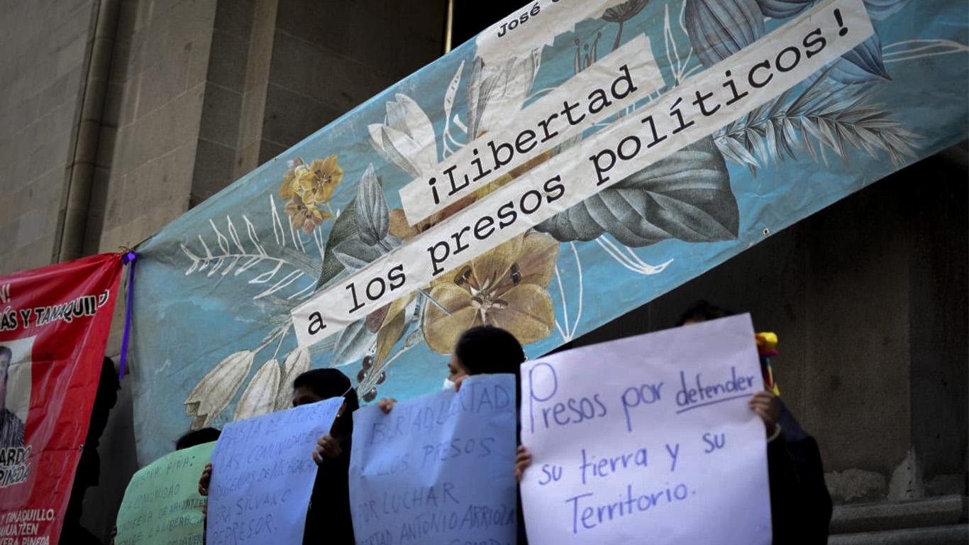 SCJN atrae caso de criminalización a defensores del territorio de Nahuatzen, Michoacán