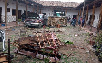 Organizaciones de Sociedad Civil exigen al Gobierno de Michoacán genere condiciones para elecciones en Nahuatzen bajo su sistema normativo